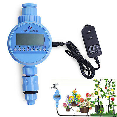 BG215 Automatic AC Timing Water Saving Irrigation Controller Gardening Tool