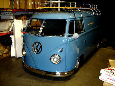Vw Type 2 Bus Transporter Kombi Deluxe Stainless Front Safari Window Kit