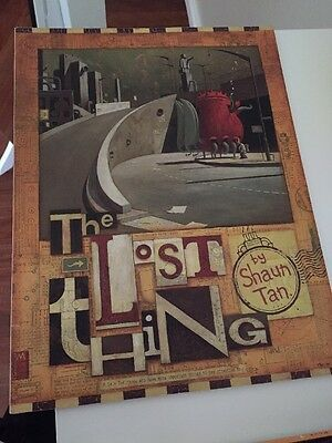 The Lost Thing By Shaun Tan Storybook