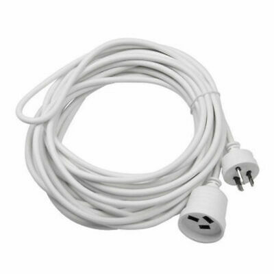Sansai 3M Power Extension Cord/Lead 10A/240V/2400W Max Home/Office AU 3-Pin