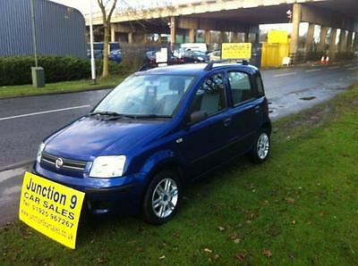 2007 (57) FIAT PANDA 1.2 DYNAMIC MULTIJET 5DR Manual