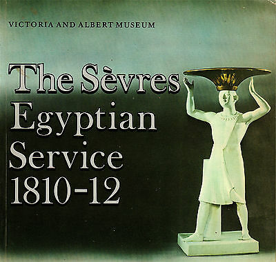 Sèvres Egyptian Service, 1810-12, Charles Truman, Victoria and Albert Museum
