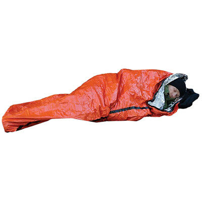 SOL Survive Outdoors Longer Heatsheets Wind and Waterproof Emergency Bivvy