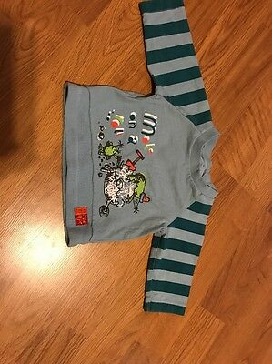 Naartjie Baby Shirt Boys Size 0-3 Months
