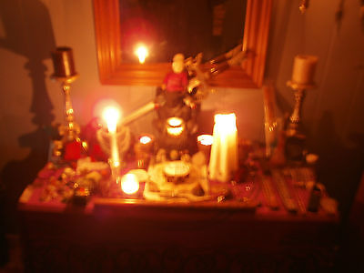 Paranormal Witchs Spirit Board To Contact The Other Side