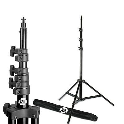PBL Pro Heavy Duty 10ft Light Stand Air Cushioned for Photo or Video Lighting