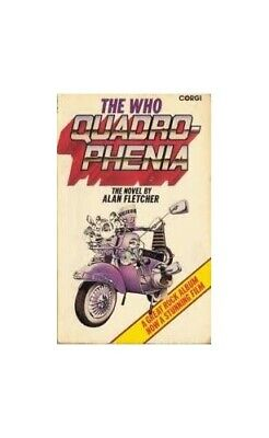 Quadrophenia, Fletcher, Alan Paperback Book The Cheap Fast Free Post