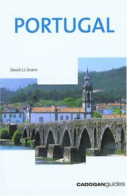 Portugal (Cadogan Guide Portugal) by Evans, David J.J. Paperback Book The Cheap
