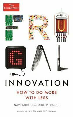 Frugal Innovation: How to do better with less by Prabhu, Jaideep Book The Cheap
