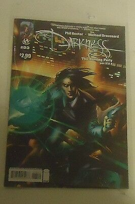 Darkness #83 Cover A Phil Hester Top Cow Image Comics
