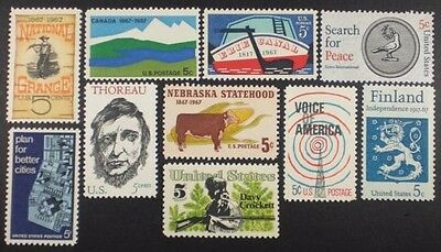 US Lot of stamps #21, MNH