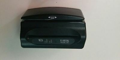 E-Seek M-250 ID Scanner with Barcode and Card Reader with USB/Power Cable