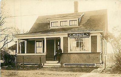 Mississippi, MS, Washington County, Metcalfe Groceries-Meats-Candy-Tobacco RPPC