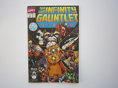 Infinity Gauntlet, War & Crusade lot