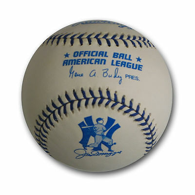 Official Rawlings Joe DiMaggio Day Limited Edition American League Baseball