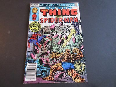 Marvel Two-In-One #90 (Aug 1982, Marvel)
