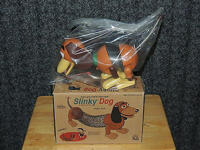 Original Slinky Dog Pull Toy NEW IN THE BOX