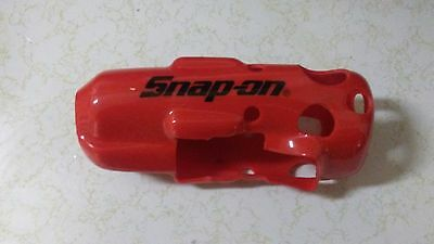 """Snap-On Red Protective Boot For Ct761 3/8"""" Cordless Impact Wrench / Gun"""