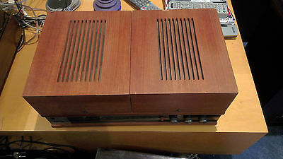 Vintage Philips Discoteak stereophonic record player with AUX input (ipod, CD..)