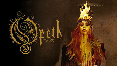 Opeth | Sydney Opera House | Reserve Boxes Front Row 2 Tickets!
