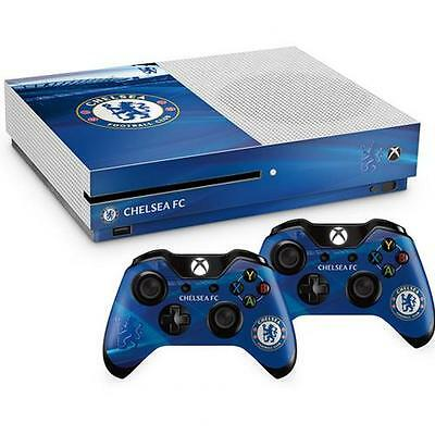 Official Chelsea F.C. Xbox One S Skin