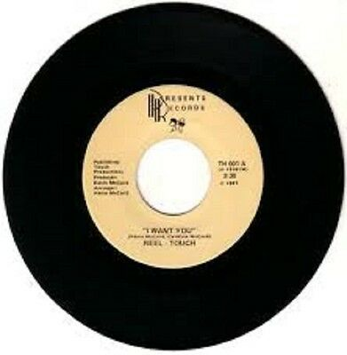 Reel Touch I want you US Presents (rare soul vinyl 45)