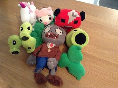 Plush Collection Good Condition