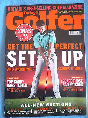 Today's Golfer - January 2011 - Exc
