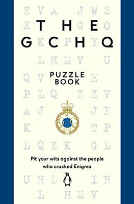 The GCHQ Puzzle Book by GCHQ Book The Cheap Fast Free Post