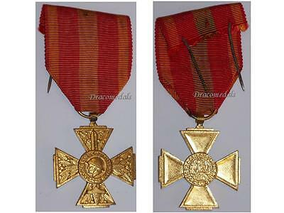 France WW2 Cross Volunteer Combatants 1939 1945 Military War Medal French Award