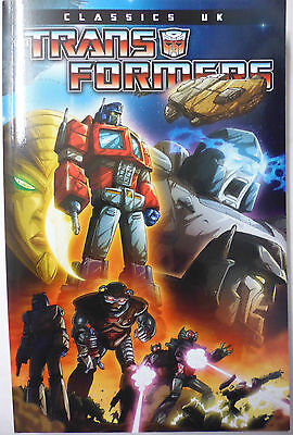 The Transformers Graphic Novel  Vol One - Published By IDW