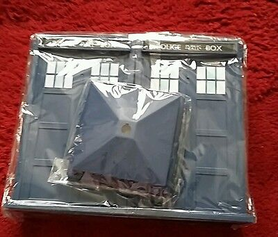 Doctor Who Battles in Time  Tardis Storage Box New And Sealed