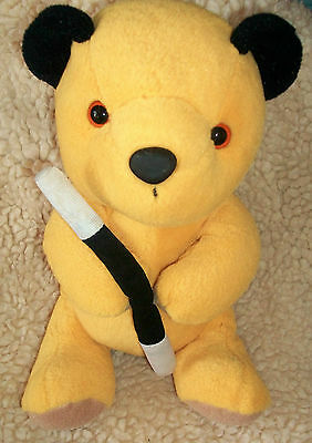Sooty Without  Sweep. With his Magic Wand Soft Plush Teddy Bear Toy