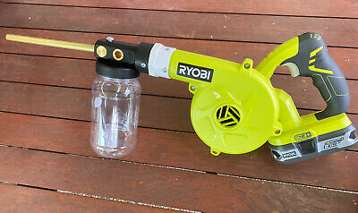 Ryobi 18v Pesticide Insecticide DUST BLOWER Cordless Pest Control Applicator