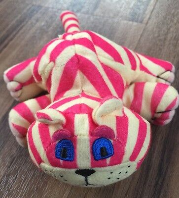 Official Bagpuss Mcdonalds Happy Meal Beanie Plush Soft Toy - 2001