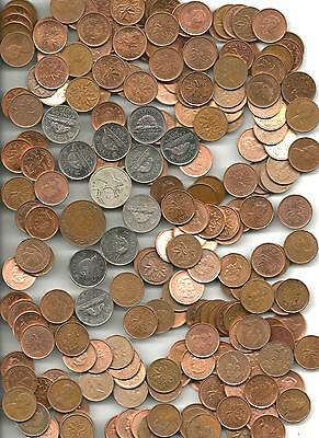Canada--Unsorted--Bulk Half Kilo--Great Condition