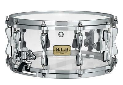 Tama S.L.P. Snare LAC1465-CI Snare Crystal Ice Acryl