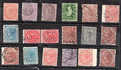 Australia QV Australian States unchecked collection JB4