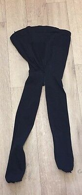 Marks and Spencers Maternity Over Bump Tights Size Small 8-10