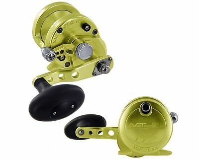Avet SX 5.3 SX5.3 Right Hand Reel Gold Color Saltwater Fishing Reel