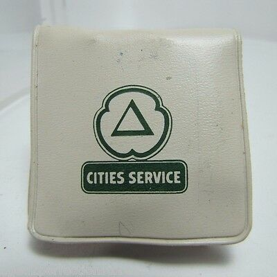 Vintage Cities Service Promo 'The Tiny Laundry Washline' mini gas station advert