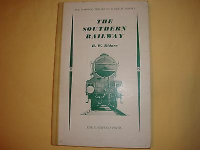 The Southern Railway. History series  No 56 Oakwood Press 1958 First ed