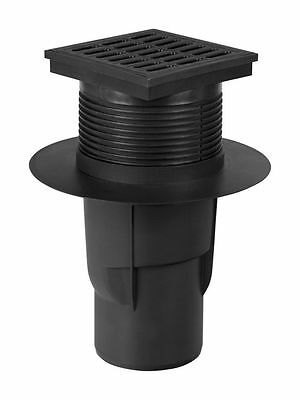 Underground Drainage Bottle Gully Floor Drain  Water Trap Hopper (KVS DN 110C)