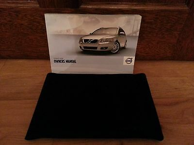 Volvo V50 Owners Manual (2011 Edition)