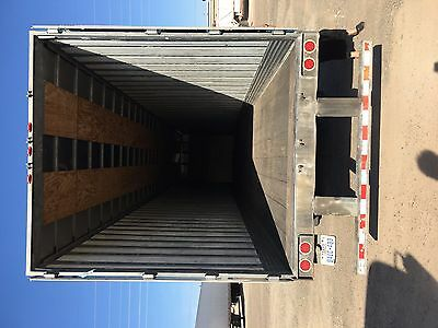2004 Hyundai 53ft Dry Van Trailer