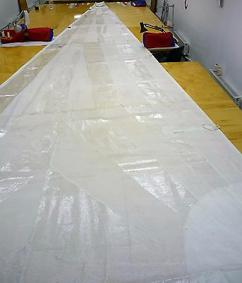 Jib/Genoa Sail, Very Good condition, 35 feet, Luff/Leech/Foot 13780/13300/3900mm