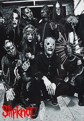SLIPKNOT All Hope Is Gone PHOTO Print POSTER The Gray Chapter Corey Taylor 050