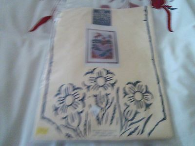 Bnip Crewel Long Stitch Embroidery  By Craft Creations