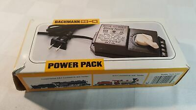 Bachmann HO & N power pack #44297 NIB