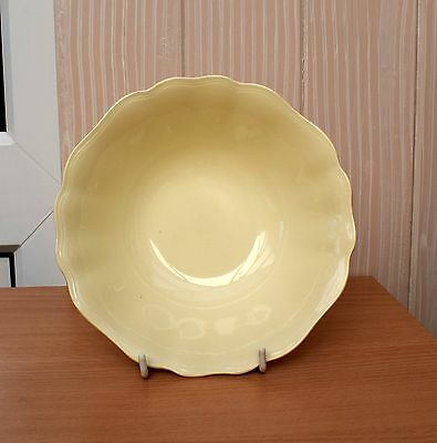 J&G Meakin Cereal Bowls Sunshine Yellow (4)